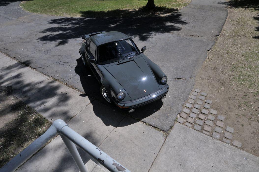 1976 Porsche 930 Turbo Classic Old Original 4288x2848-18 wallpaper
