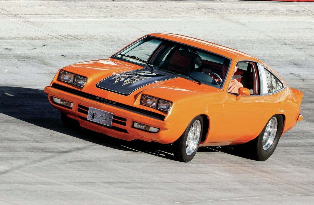 1977 Chevrolet Monza Pro Street Drag Muscle USA 2048x1360-02 wallpaper