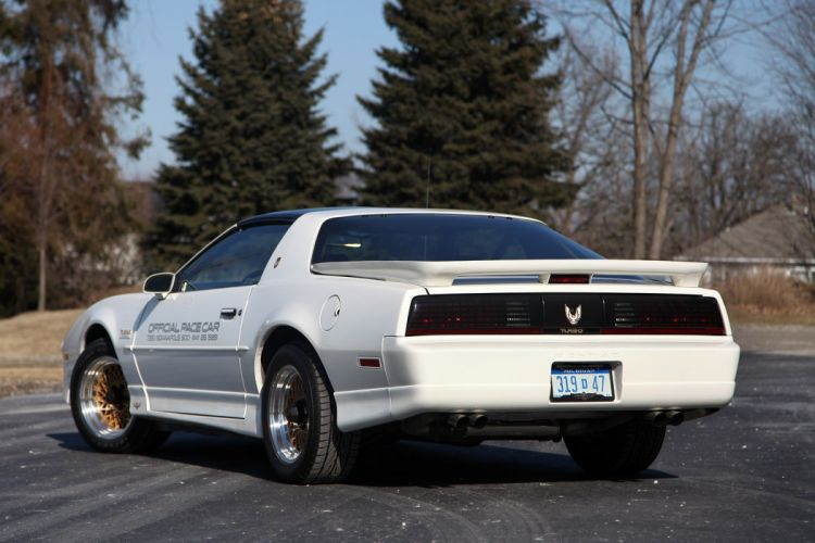 1989 Pontiac Firebird GTA Turbo Trans Am Pace Car Edition Classic Original USA 1600c1067-01 wallpaper