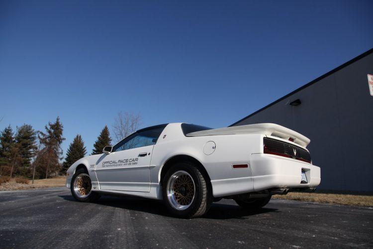 1989 Pontiac Firebird GTA Turbo Trans Am Pace Car Edition Classic Original USA 1600c1067-02 wallpaper