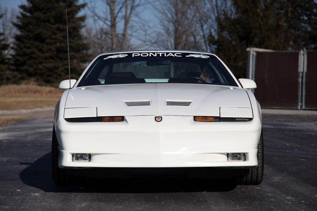 1989 Pontiac Firebird GTA Turbo Trans Am Pace Car Edition Classic Original USA 1600c1067-04 wallpaper