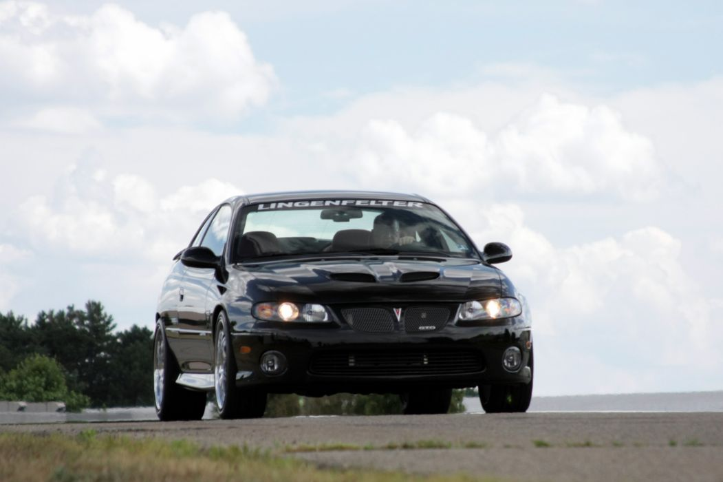 2006 Pontiac GTO Lingenfelter Supercharged LS2 Muscle Supercar Super Street USA 3200x2137-09 wallpaper