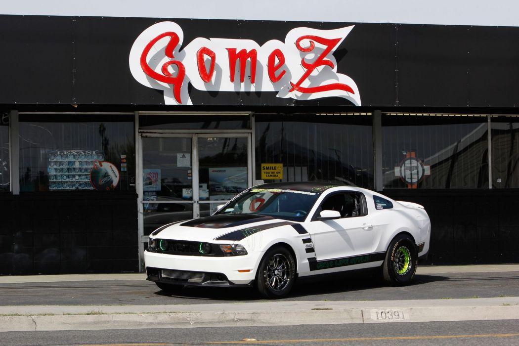 2011 Ford Mustang Drag Dragster Race Racing USA 2040x1360-01 wallpaper