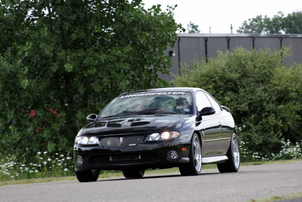 2006 Pontiac GTO Lingenfelter Supercharged LS2 Muscle Supercar Super Street USA 3200x2137-07 wallpaper