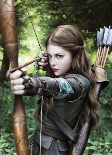 fantasy girl beautiful wallpaper