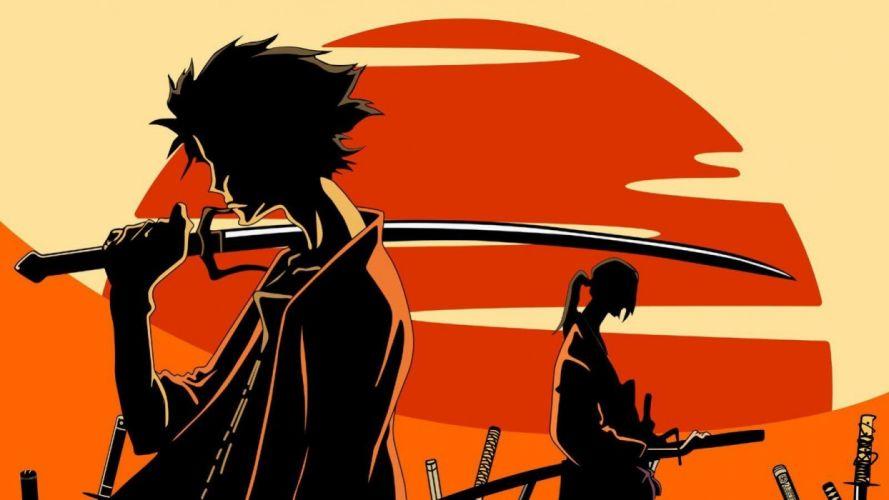 mugen-samurai-champloo-anime-samurai- wallpaper