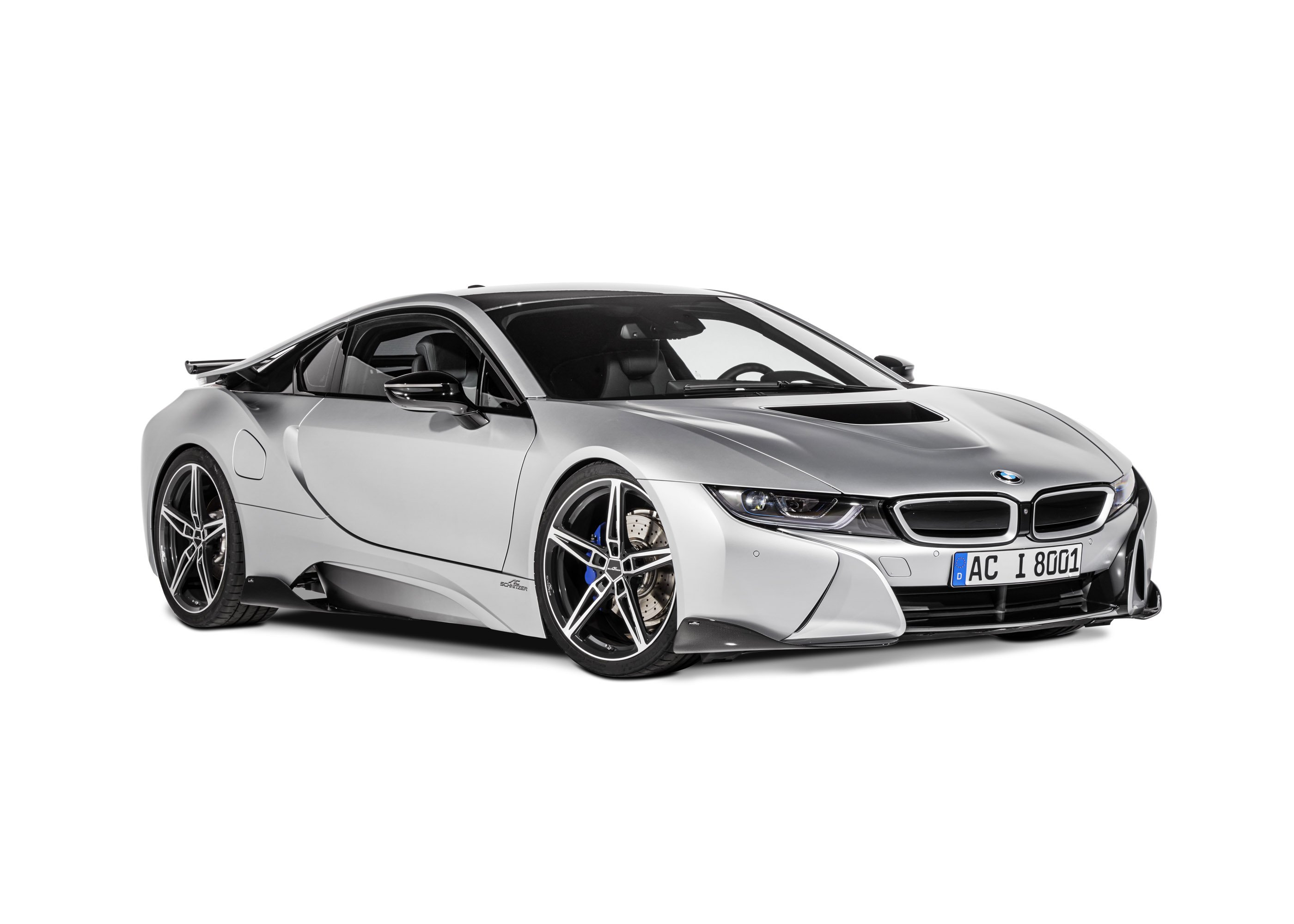 2015 Ac Schnitzer Bmw I8 Coupe Cars Electric Modified Tuning