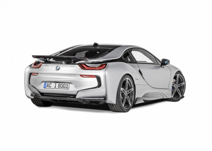 2015 AC Schnitzer BMW-i8 coupe cars electric modified tuning wallpaper