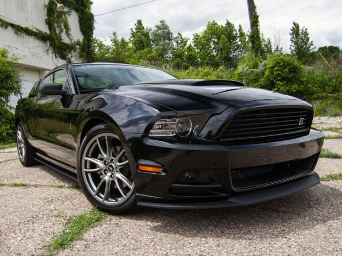 Roush-RS 2013 ford mustang modified coupe cars wallpaper