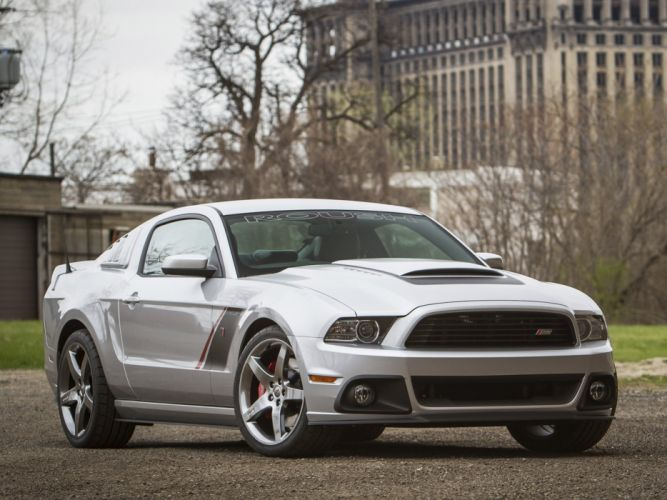 Roush Stage-3 cars coupe ford mustang modified 2013 wallpaper