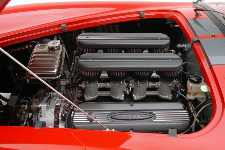 Roush ac-cobra Superformance MkIII-R 2009 roadster cars wallpaper