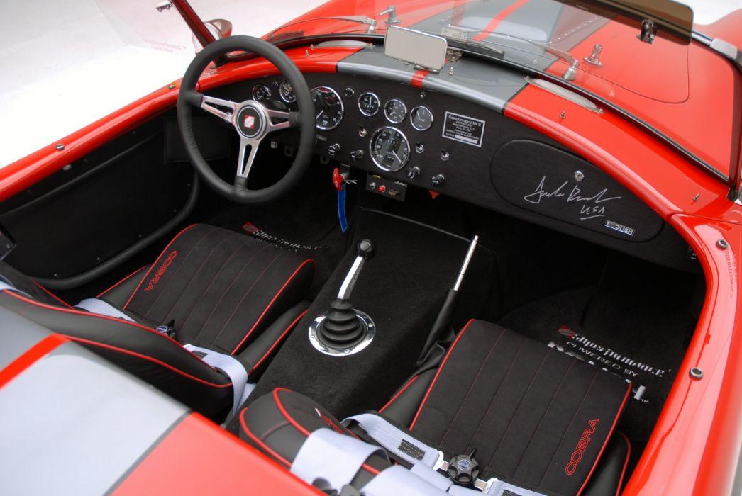 Roush ac-cobra Superformance MkIII-R 2009 roadster cars modified wallpaper