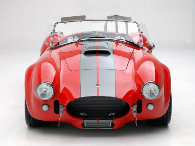 Roush ac-cobra Superformance MkIII-R 2009 roadster cars modified wallpaper