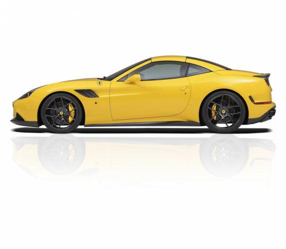 Novitec Rosso Ferrari California T 2015 cars convertible tuning mofified wallpaper