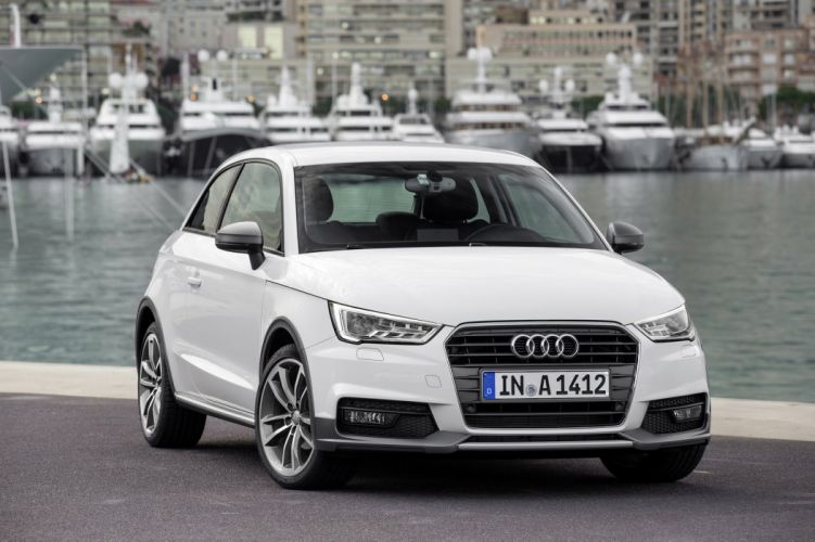 Audi-A1 Sportback cars 2015 wallpaper