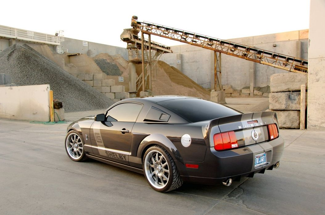 Shelby ford mustang CS8 Turn 2; Hillbank Motorsports modified cars wallpaper