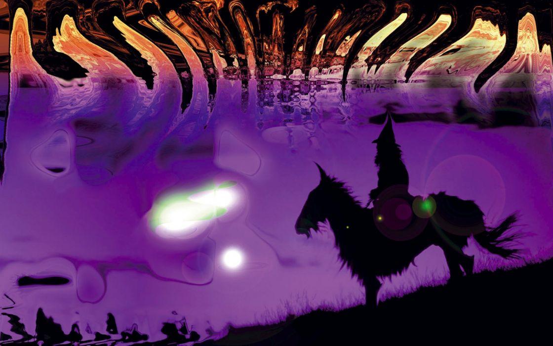 fantasy mage wizard sorcerer art artwork magic magician wallpaper
