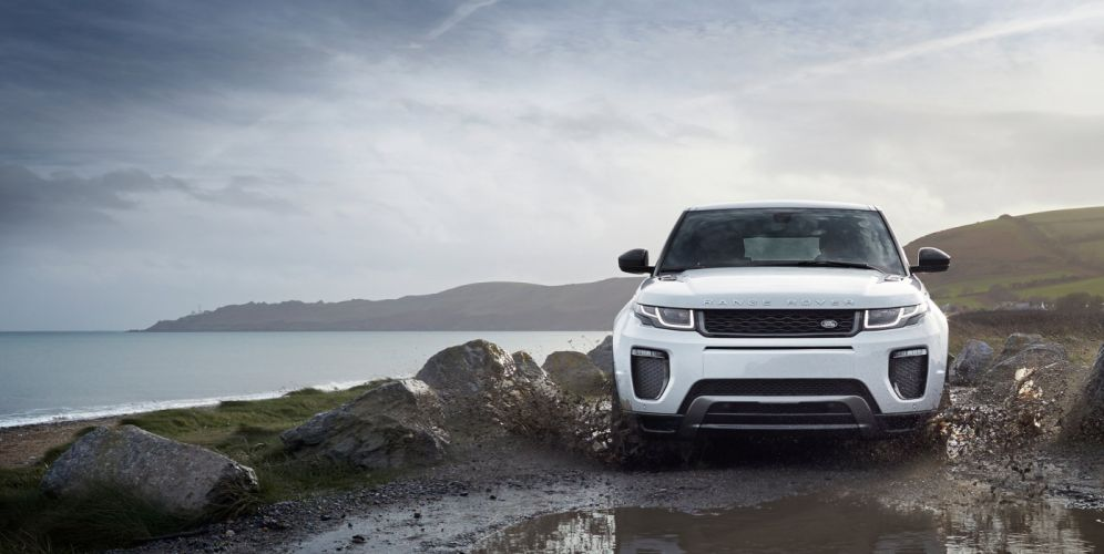 Land; Rover; special Evoque SVR cars suv white 2015 wallpaper
