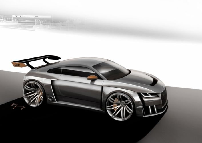 2015 Audi cars clubsport Concept supercars Turbo wallpaper