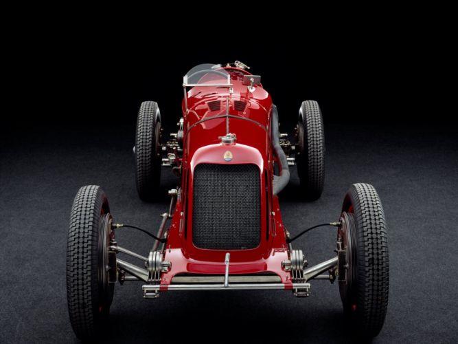 Maserati 8CM 1933 classic cars wallpaper