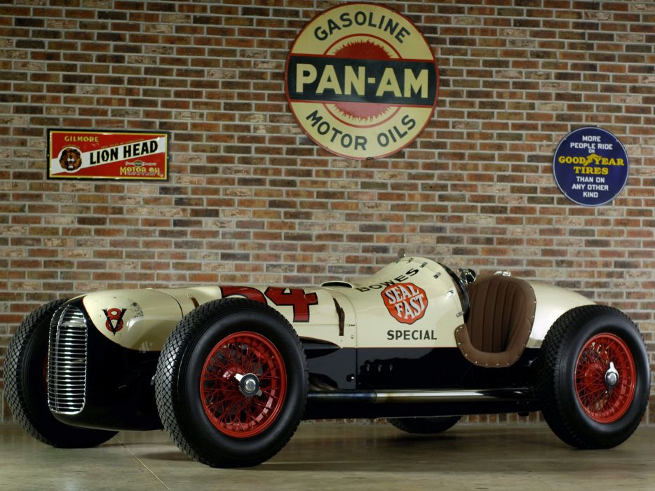 Miller Ford 1935 classic cars wallpaper