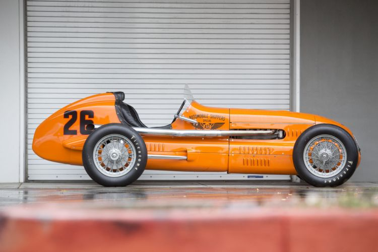 Automobile Shippers Special Indianapolis Race Cars classic 1949 wallpaper