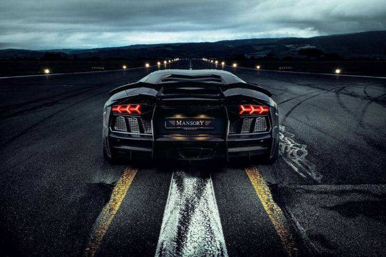 MANSORY Carbonado Black Diamond cars tuning wallpaper
