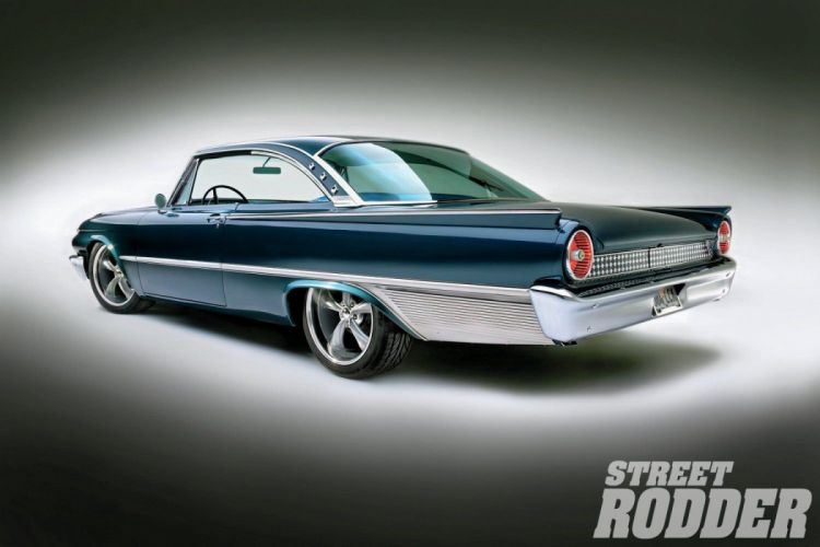1961 Ford Starliner Coupe Hardtop Streetrod Street Rod Cruiser USA 1500x1000-02 wallpaper