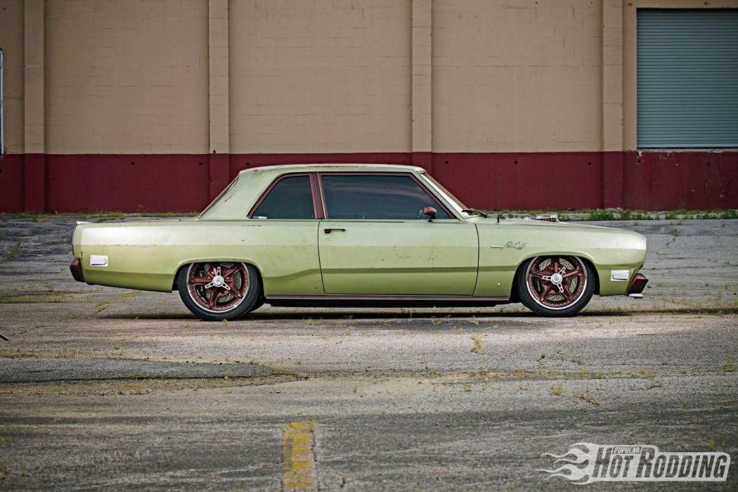 1969 Plymouth Valiant Sedan Super Street Pro Touring USA 1500x1000-06 wallpaper