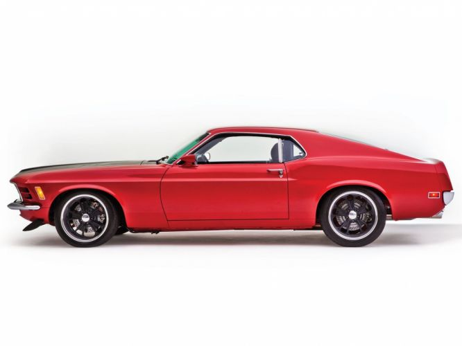 1970 Ford Mustang Muscle Super Street Pto Touring USA 1600x1200-01 wallpaper