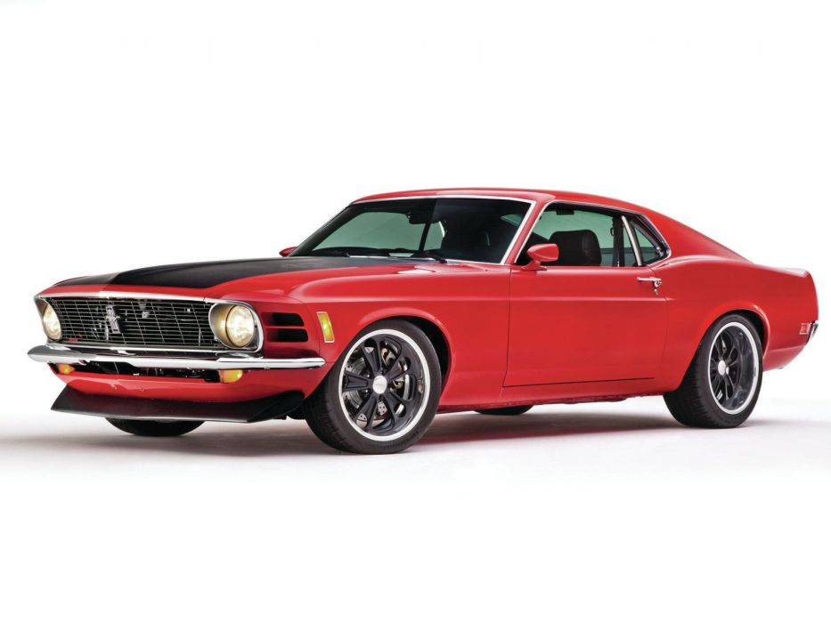 1970 Ford Mustang Muscle Super Street Pto Touring USA 1600x1200-02 wallpaper