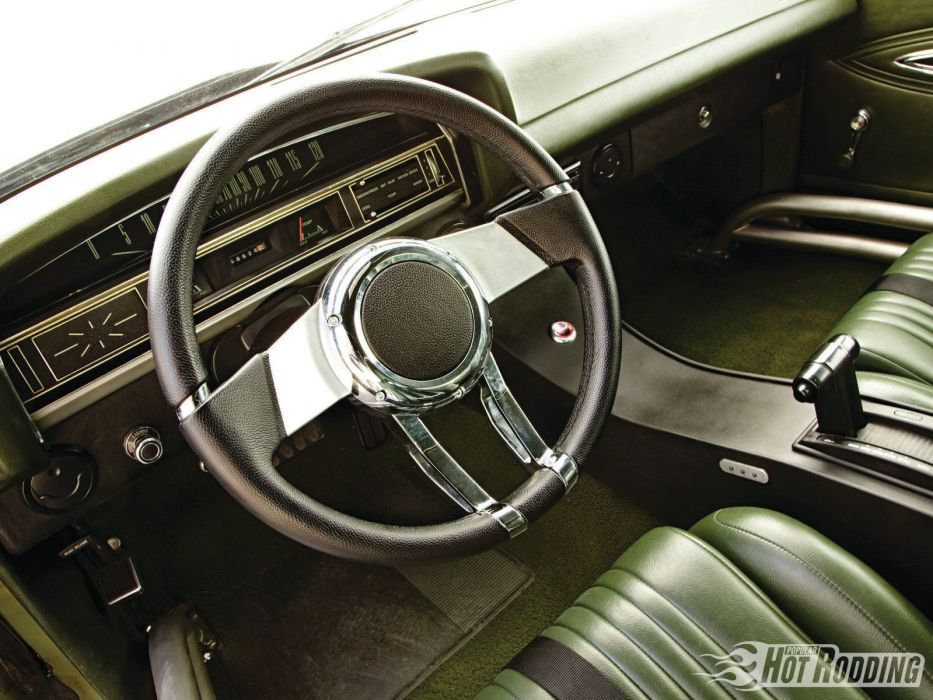 1970 Ford Torino Mucle Pro Touring Super Street White USA 1600x1200-02 wallpaper