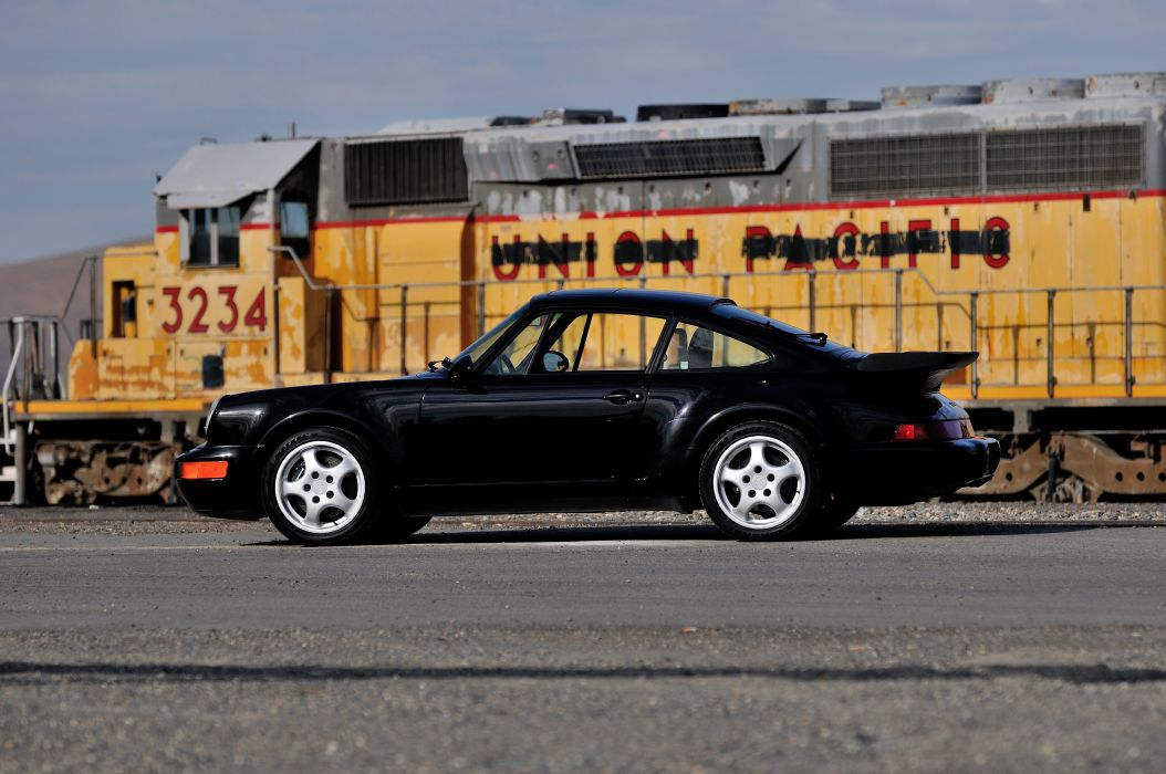 1992 Porsche 964 Turbo S2 Classic Original German 5184x3443-02 wallpaper