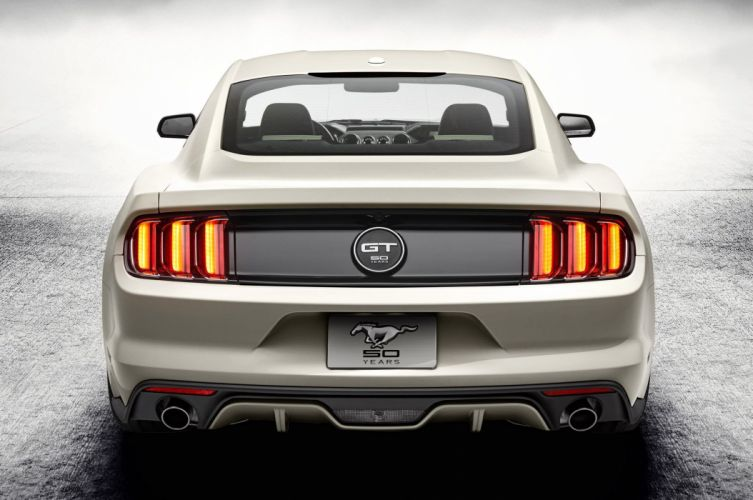 2015 Ford Mustang 50 Year Limited Edition 50 Badge Supercar USA 2048x1360-04 wallpaper