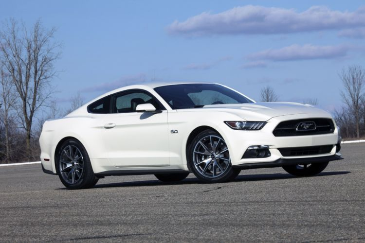 2015 Ford Mustang 50 Year Limited Edition 50 Badge Supercar USA 5184x3456-03 wallpaper