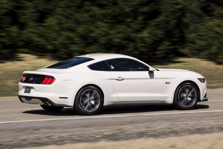 2015 Ford Mustang 50 Year Limited Edition 50 Badge Supercar USA 5184x3456-05 wallpaper