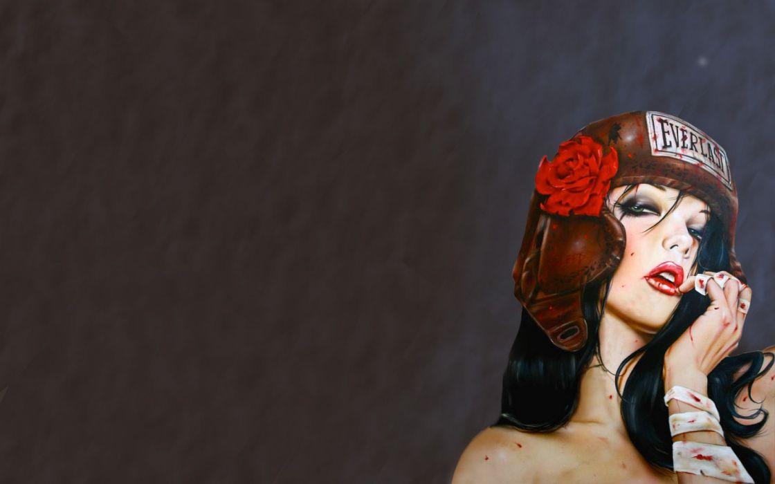 artistic art artwork women female girl girls woman s wallpaper