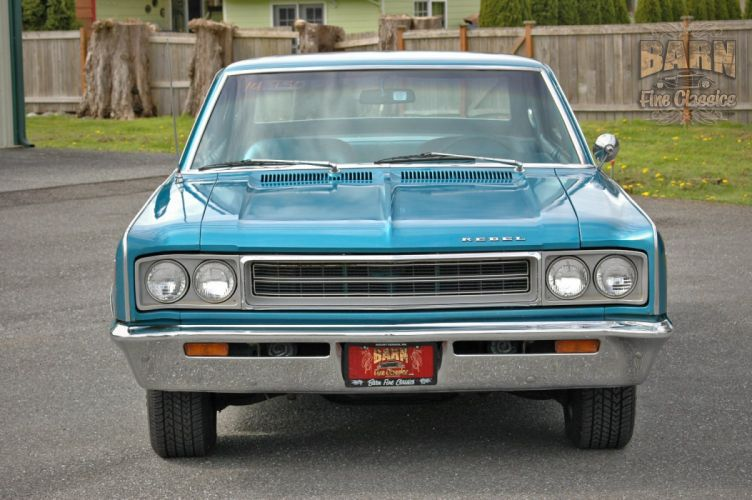 1968 AMC Rebel SST 290 Classic Muscle Old Original USA 1500x1000-09 wallpaper