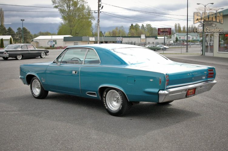 1968 AMC Rebel SST 290 Classic Muscle Old Original USA 1500x1000-19 wallpaper