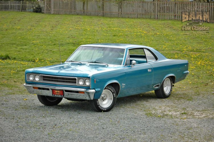 1968 AMC Rebel SST 290 Classic Muscle Old Original USA 1500x1000-20 wallpaper
