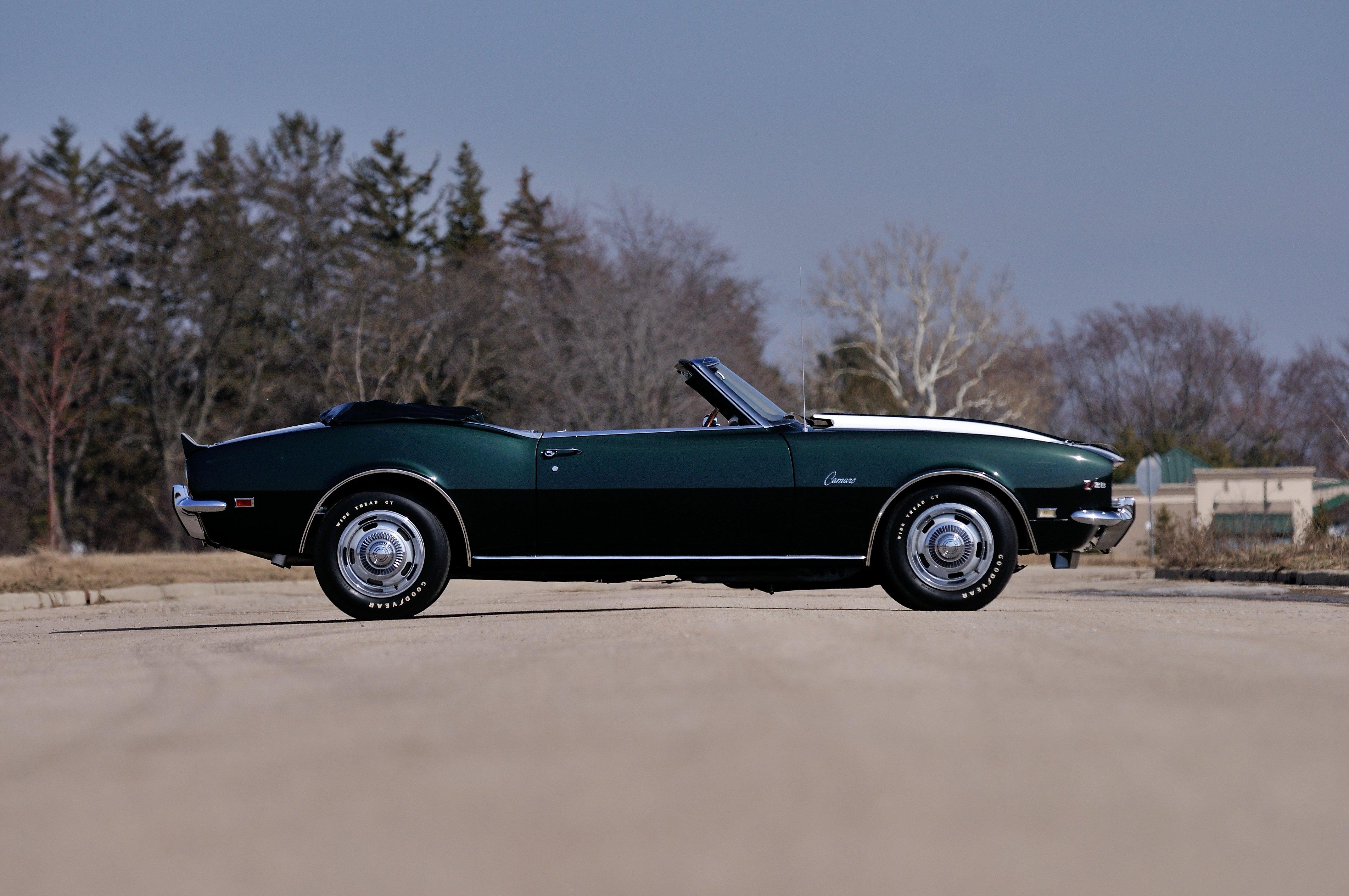 1968 camaro z28 convertible images - Camaro z28 ...