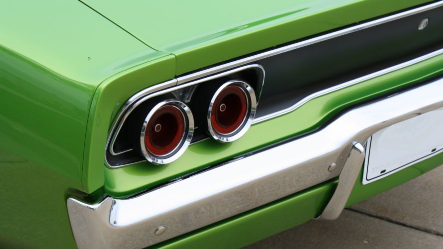 1968 Dodge Charger RT Streetrod Street Rod Hot Low Muscle USA 2888x2592-03 wallpaper