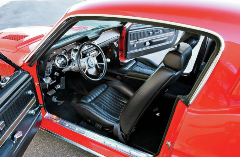 1968 Ford Mustang Fastback Shelby GT 350 Streetrod Street Rod Hot Supercar USA 2048x1340-03 wallpaper