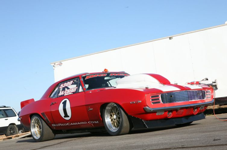 1969 Chevrolet Camaro Z28 Streetrod Street Rod Hot Muscle Supercar USA 2048x1360-04 wallpaper