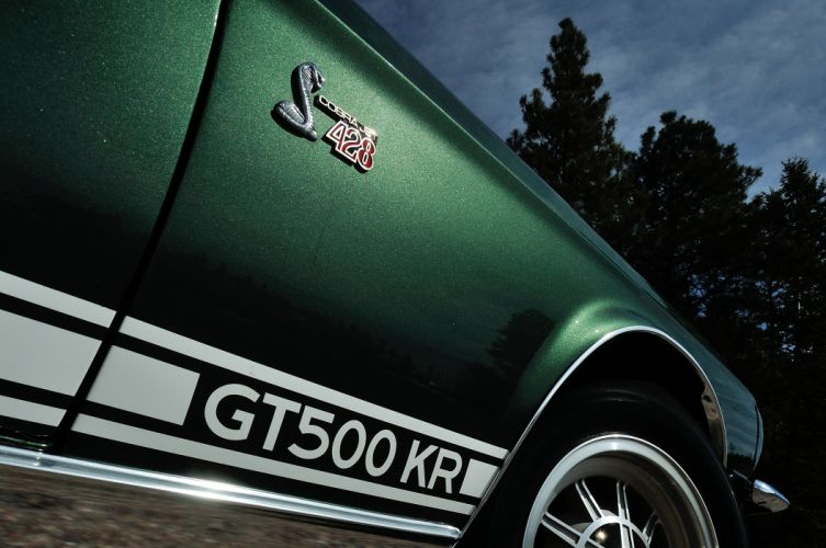 1968 Ford Mustang Shelby GT500KR Fastback Muscle Classic Old Original USA 4288x2848-16 wallpaper