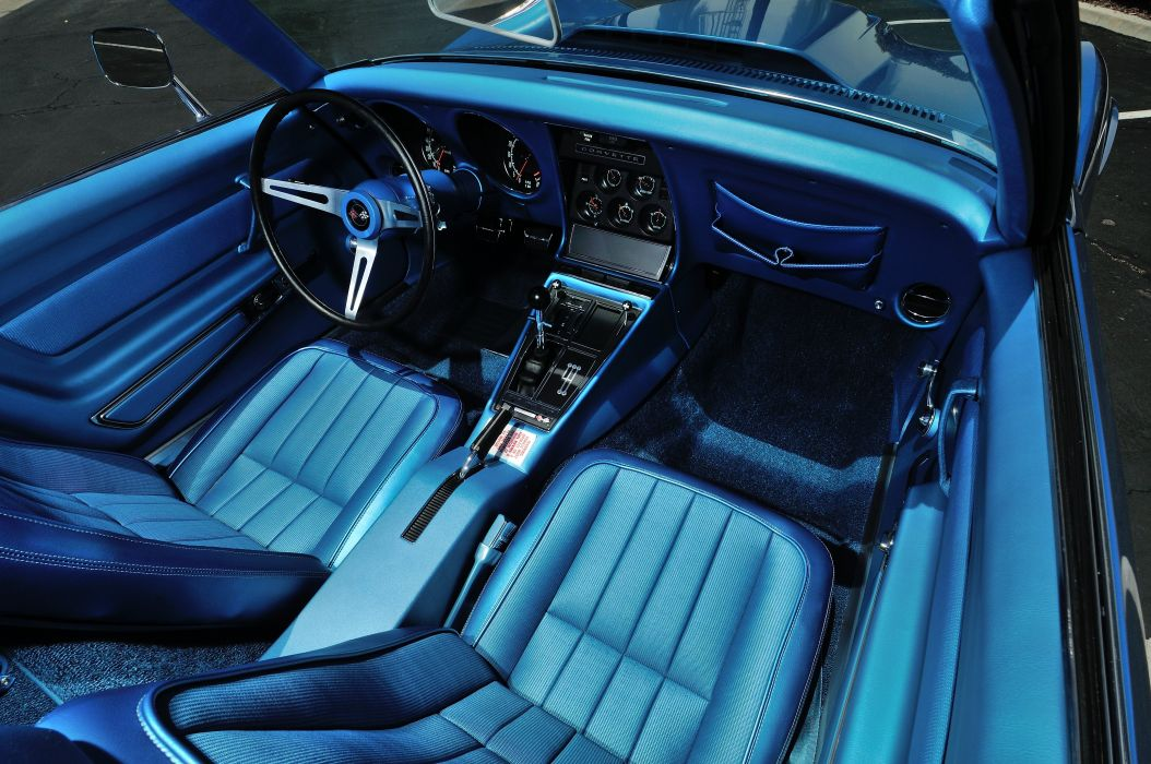 1969 Chevrolet Corvette 427 L88 Convertible Muscle Classic Old Original Blue USA 4288x2848-05 wallpaper