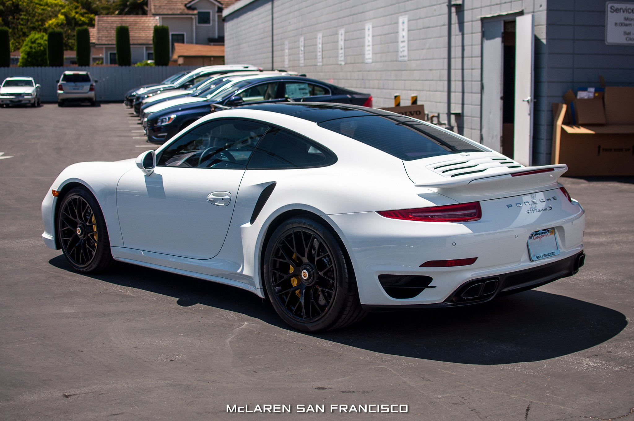 2015 porsche 911 turbo s coupe cars white wallpaper 2048x1360 686524 wallpaperup - 911 Porsche Turbo 2015