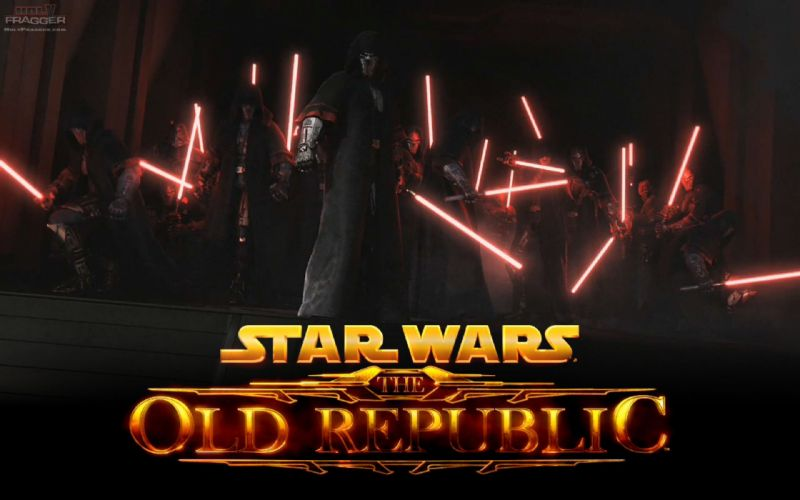 STAR WARS Old Republic sci-fi futuristic action fighting mmo rpg online 1swor warrior wallpaper