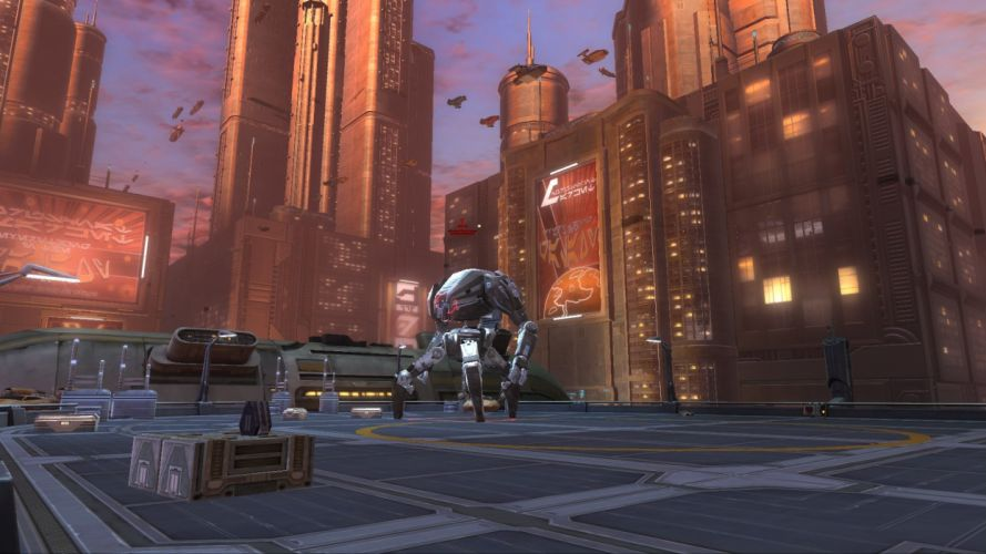 STAR WARS Old Republic sci-fi futuristic action fighting mmo rpg online 1swor wallpaper