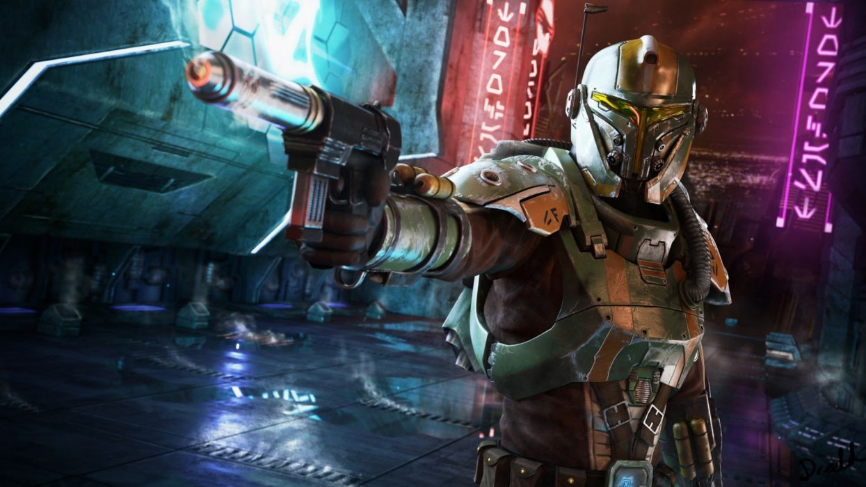 STAR WARS Old Republic sci-fi futuristic action fighting mmo rpg online 1swor spaceship wallpaper